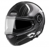 CASCO SCHUBERTH C3 STRIPES NEGRO